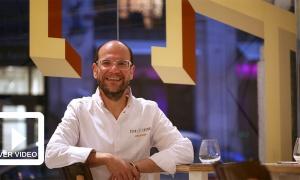 Jordi Butrón, un 'dulce' provocador