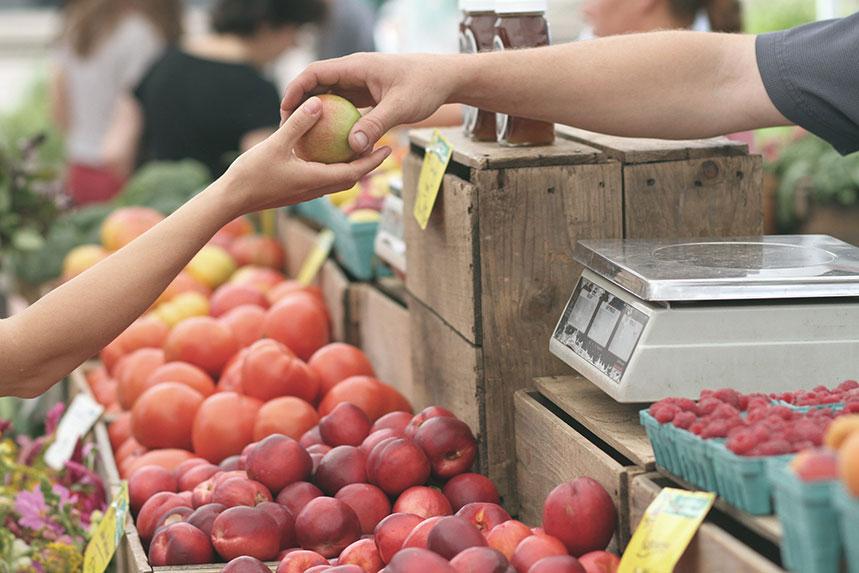 Comer sostenible y pensar en los productores serán tendencia este año