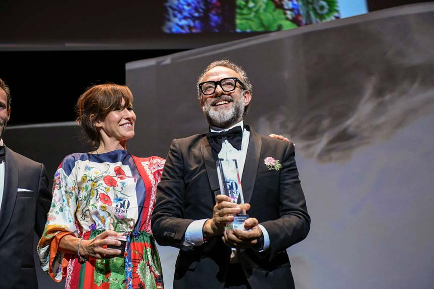 Osteria Francescana, The Best Restaurant in Europe y The World's Best Restaurants