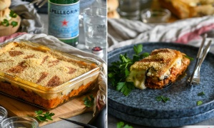 Lamb Moussaka