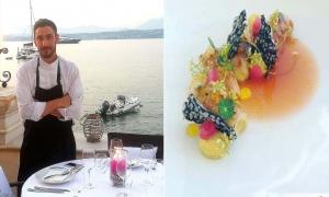 """Spiros Kasselouris: """"No puedo imaginarme el verano sin mariscos ni verduras frescas"""""""
