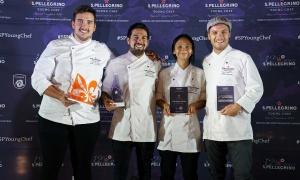 Albert Manso gana la semifinal regional de S.Pellegrino Young Chef
