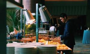 Carros, Food Trucks y Street Food en el Buffet de Hotel