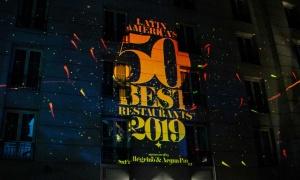 Lista Completa | Los 50 Mejores Restaurantes de América Latina 2019