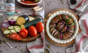 Vegetables Tian
