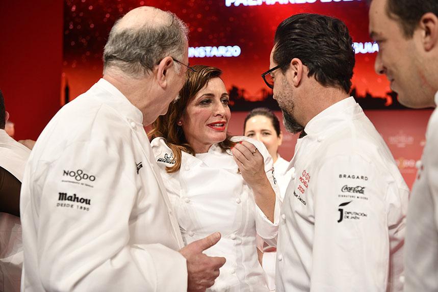 La Salita, de Begoña Rodrigo, gana la primera estrella Michelin