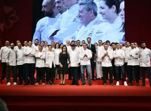 Así fue la Gala Michelin 2020