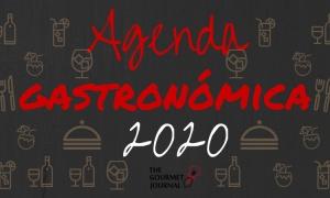 Agenda gastronómica para 2020