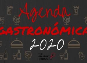 La nueva agenda gastronómica de 2020