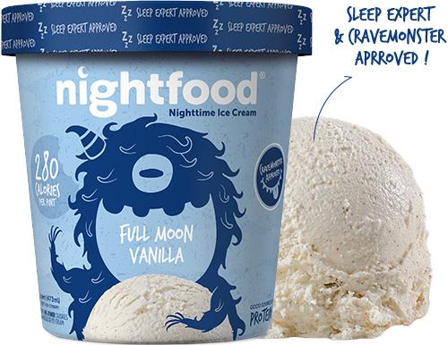 Night Food icecream