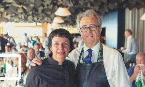 Fina Puigdevall y Juan Muñoz, unidos por la cocina de territorio