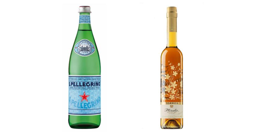 S.Pellegrino y Floralis
