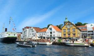 Stavanger, gastronomía y arte urbano en Noruega