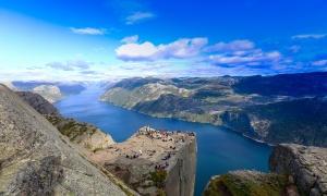 Un recorrido por los fiordos noruegos