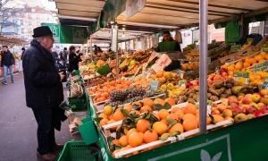Los precios mundiales de los alimentos suben en julio