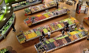 Amazon Opens Its First Physical Supermarket