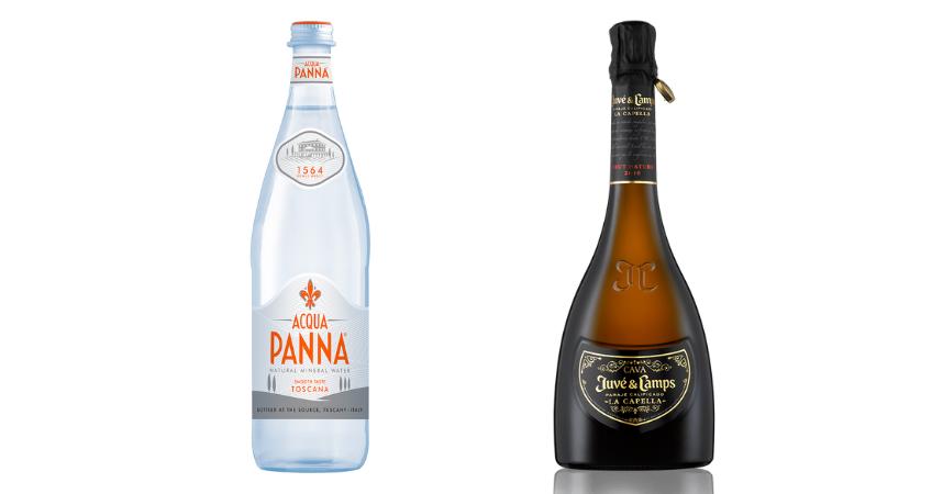 Acqua Panna y Juvé & Camps La Capella